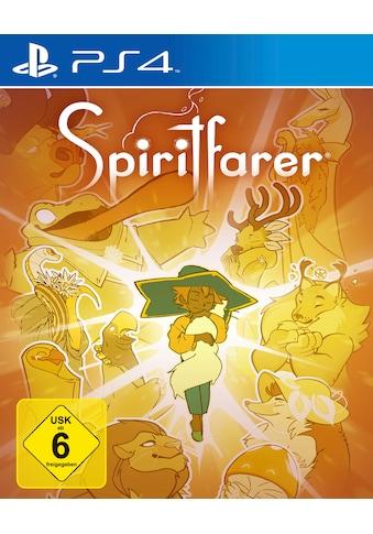 PlayStation 4 Spiel »Spiritfarer«, PlayStation 4 kaufen
