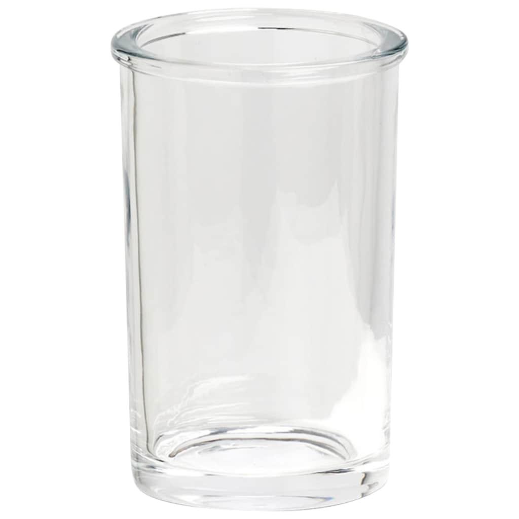 Zeller Present Zahnputzbecher »Clear«