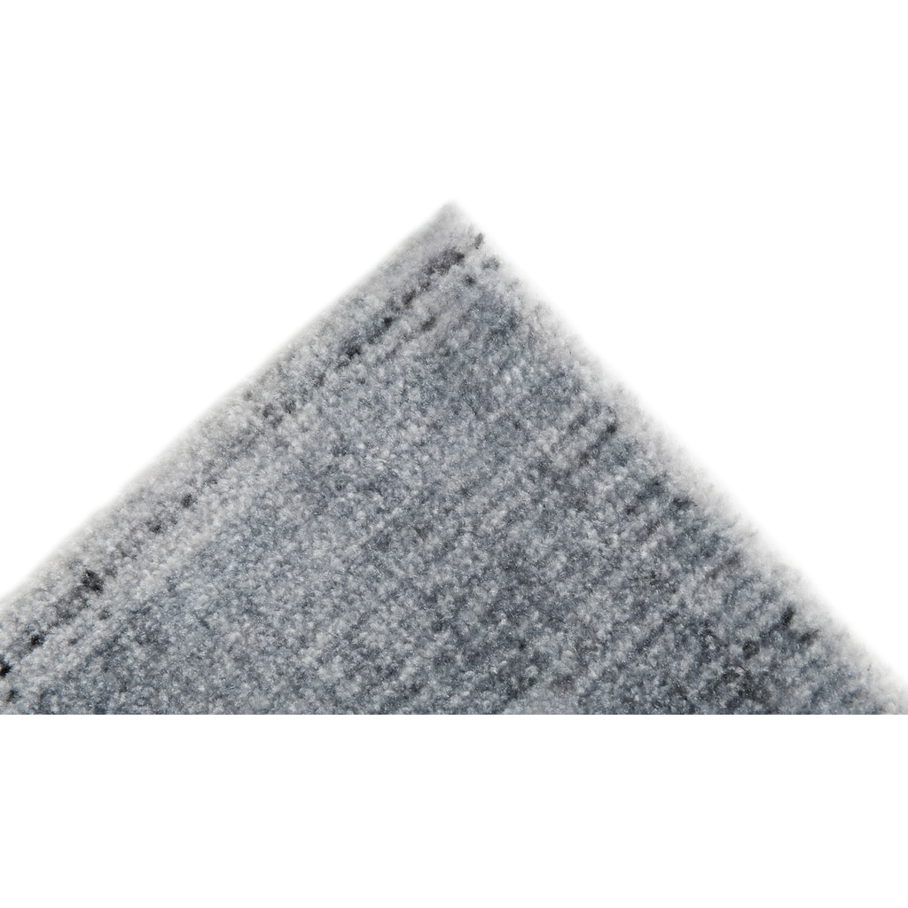 Barbara Becker Fußmatte »Square BB«, rechteckig, 10 mm Höhe, Schmutzfangmatte, In- und Outdoor geeignet, auch als Läufergröße erhältlich