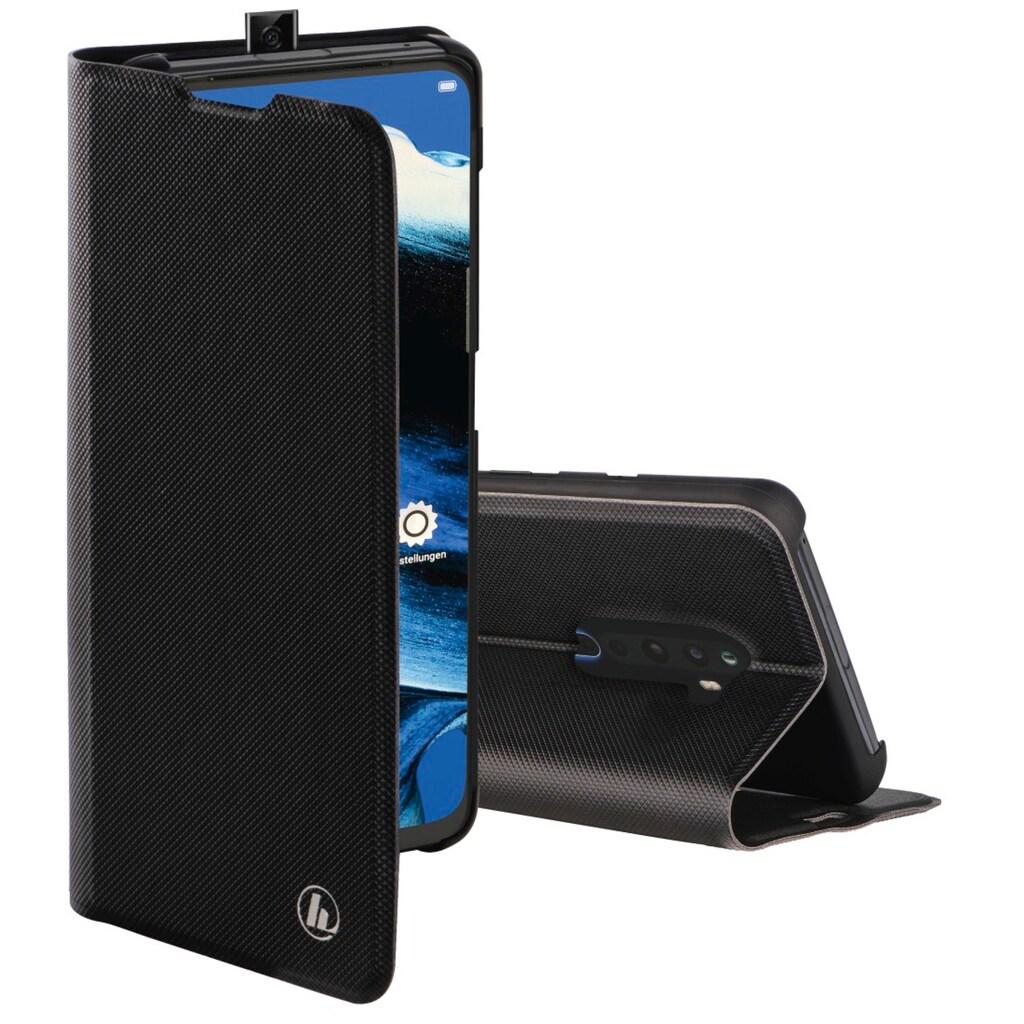 """Hama Handytasche »Smartphone-Booklet Tasche«, """"Slim Pro"""" für Oppo Reno2 Z, Schwarz"""