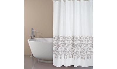 MSV Duschvorhang »Ikebana«, Breite 180 cm, Höhe 200 cm kaufen