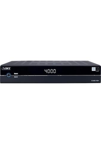 Telsky HDTV Satelliten - Receiver (HDMI, inkl. HD+ Karte, EPI) »S 250 HD+« kaufen