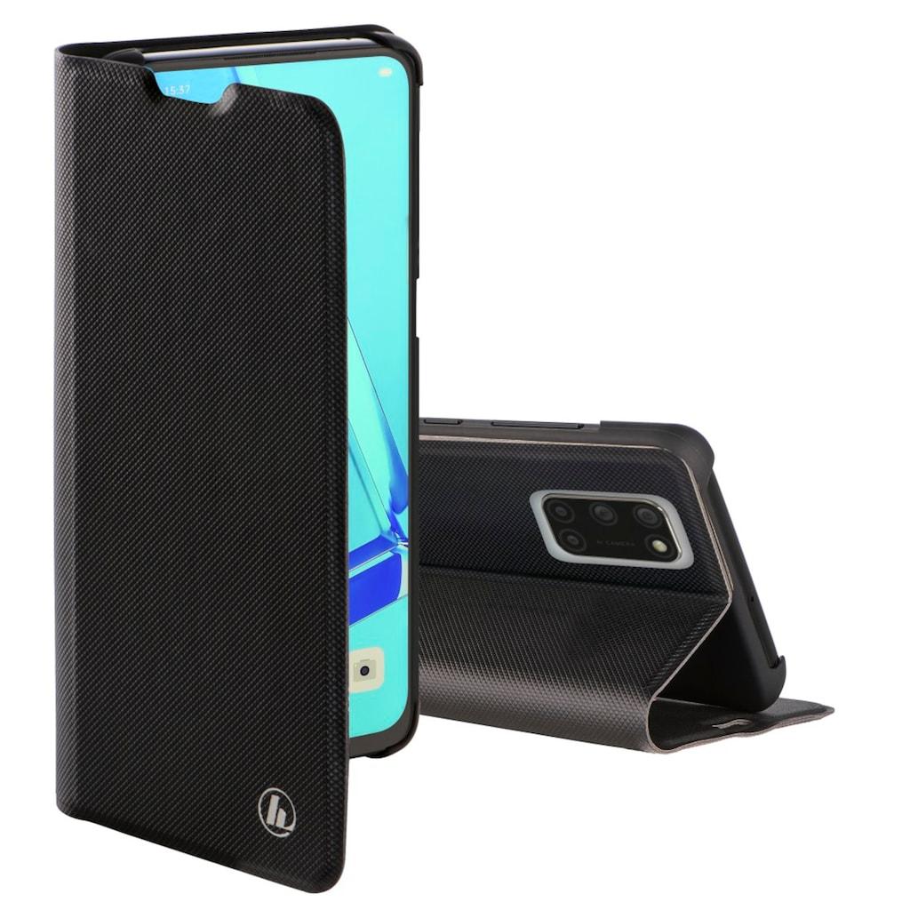 """Hama Handytasche »Smartphone-Booklet Tasche«, """"Slim Pro"""" für Oppo A52/A72, Schwarz"""
