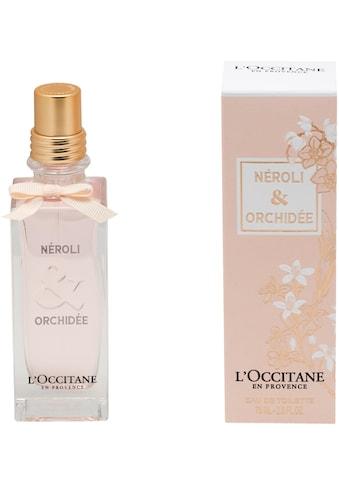 """L'OCCITANE Eau de Toilette """"Néroli & Orchidée"""" kaufen"""