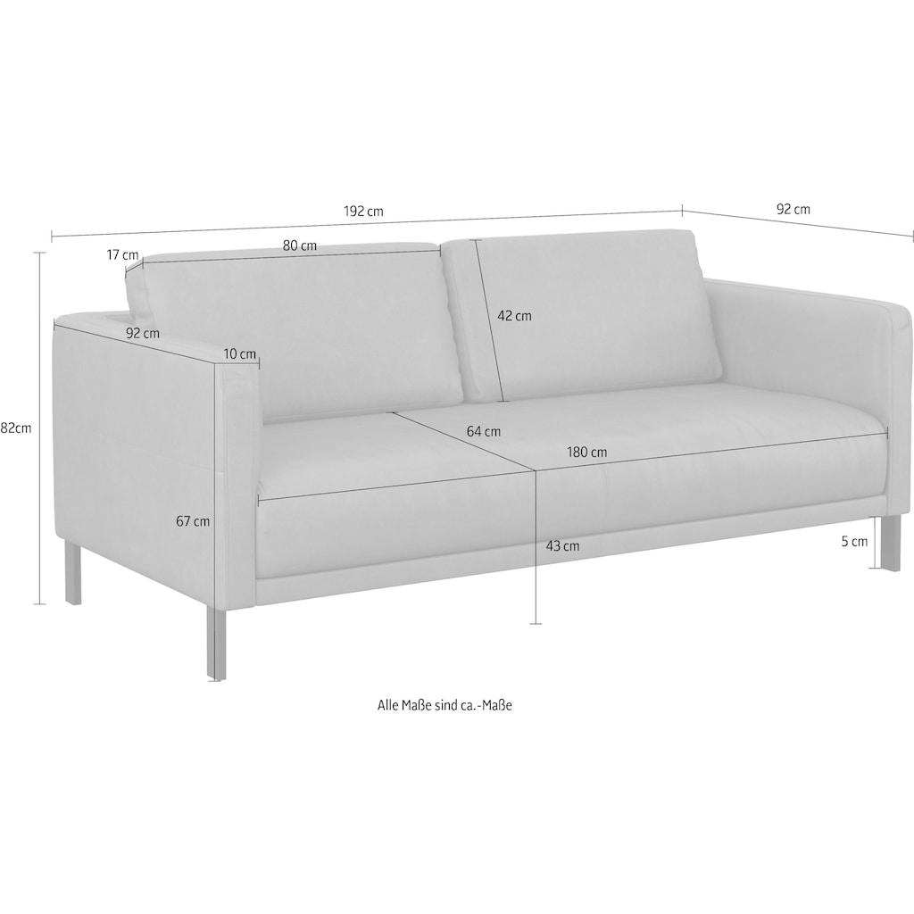 machalke® 2,5-Sitzer »slender«