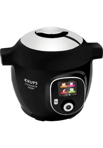 Krups Multikocher CZ7158 Cook4Me+ Connect, 1600 Watt, Schüssel 6 Liter kaufen