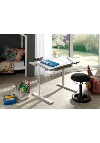 Vipack Schreibtisch »Comfortline«, ergonomisch höhenverstellbar kaufen