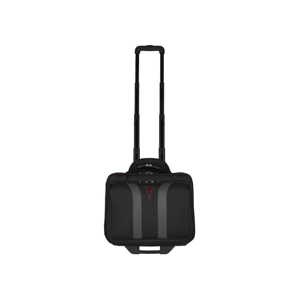 Wenger Businesstasche »Gepolstertes Fach für Laptops mit bis zu 17 Zoll«, Granada 17 Zoll Trolley