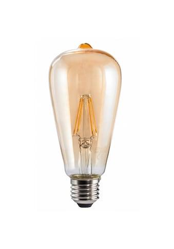 Xavax LED-Filament, E27, 400lm ersetzt 35W, Vintagelampe kaufen