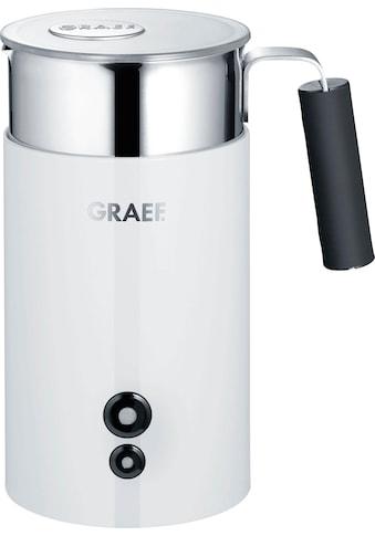 Graef Milchaufschäumer »MS 701, weiß«, 500 W kaufen