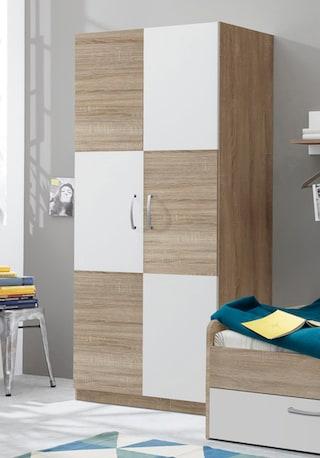 trendteam kleiderschrank canaria auf raten kaufen. Black Bedroom Furniture Sets. Home Design Ideas