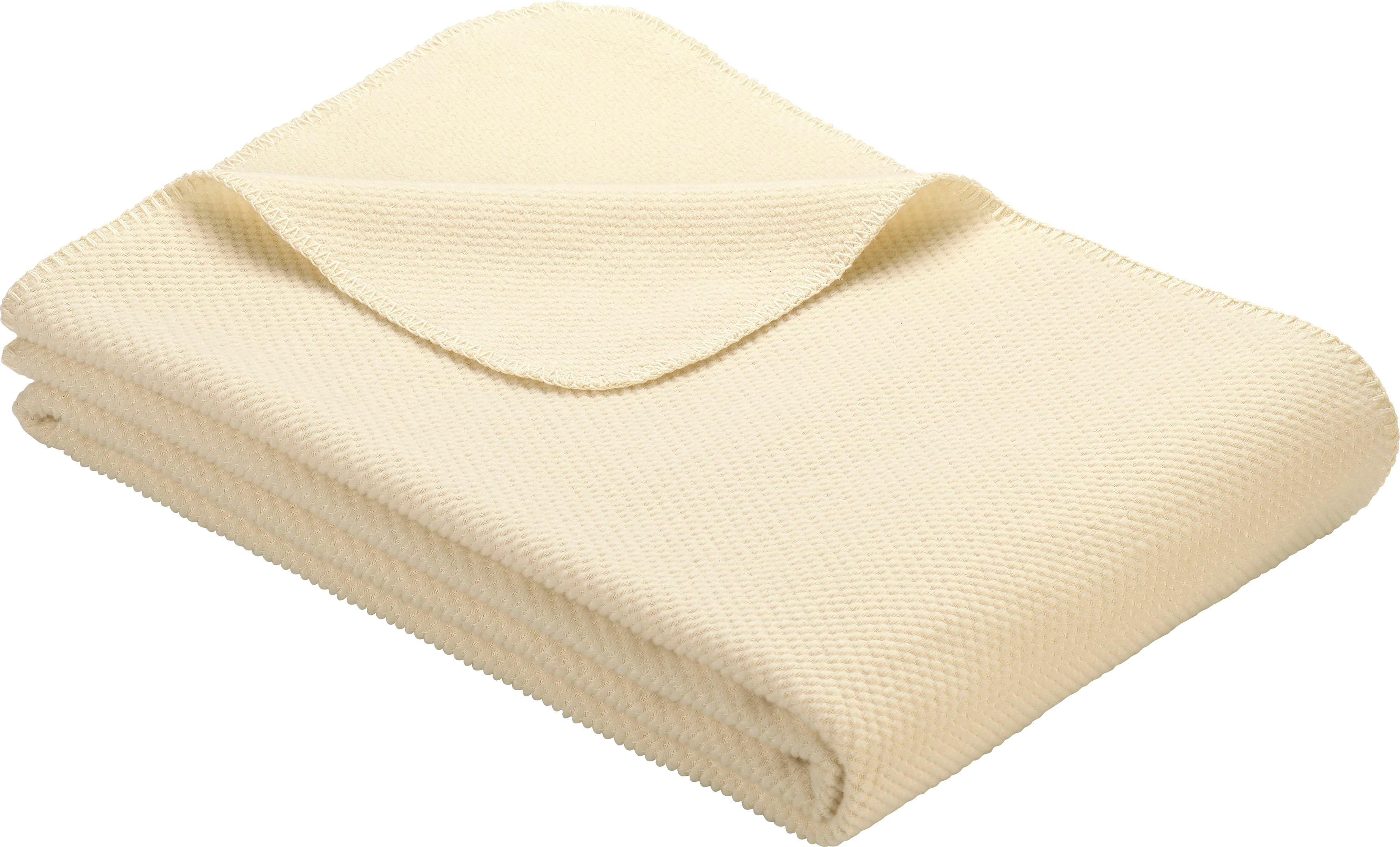Wolldecke »Jacquard Decke Auckland«, IBENA günstig online kaufen