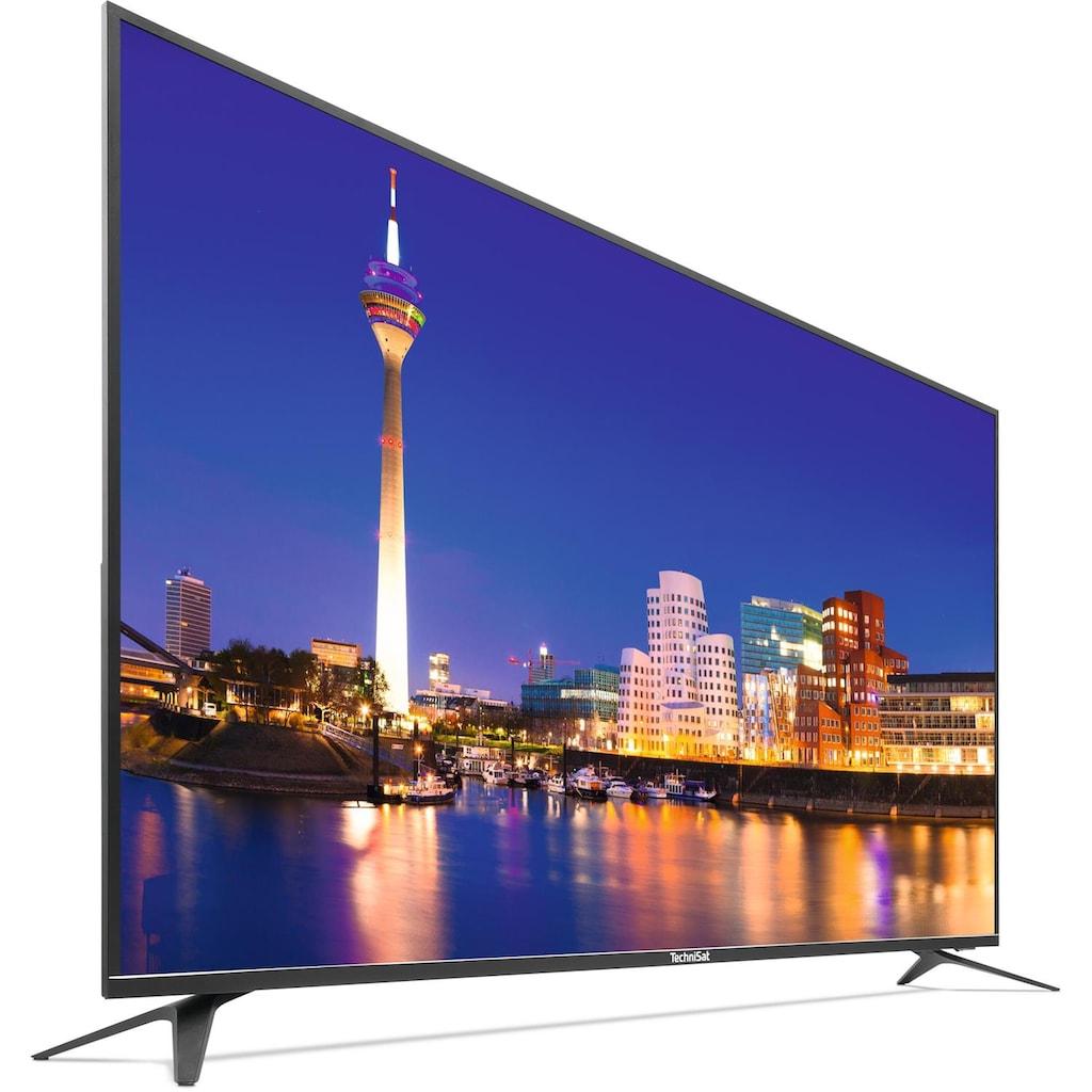"TechniSat 139 cm (55"" Zoll) UHD 4K Fernseher/Monitor (HDR10, Eco, 3x HDMI)"