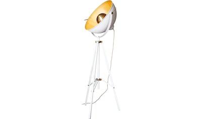 VANDEHEG LIGHTING Stehlampe »Golden Sun LeBlanc«, E27, 2 St., GOLDEN SUN LEBLANC STEHLEUCHTE WEIß/GOLD kaufen