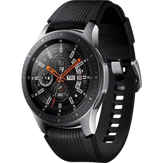 Samsung Galaxy Watch LTE 46mm Smartwatch (3,29 cm / 1,3 Zoll, Tizen OS)