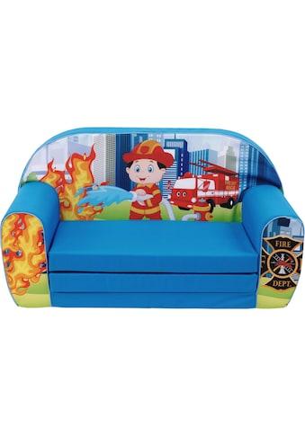 Knorrtoys® Sofa »Fireman«, für Kinder; Made in Europe kaufen