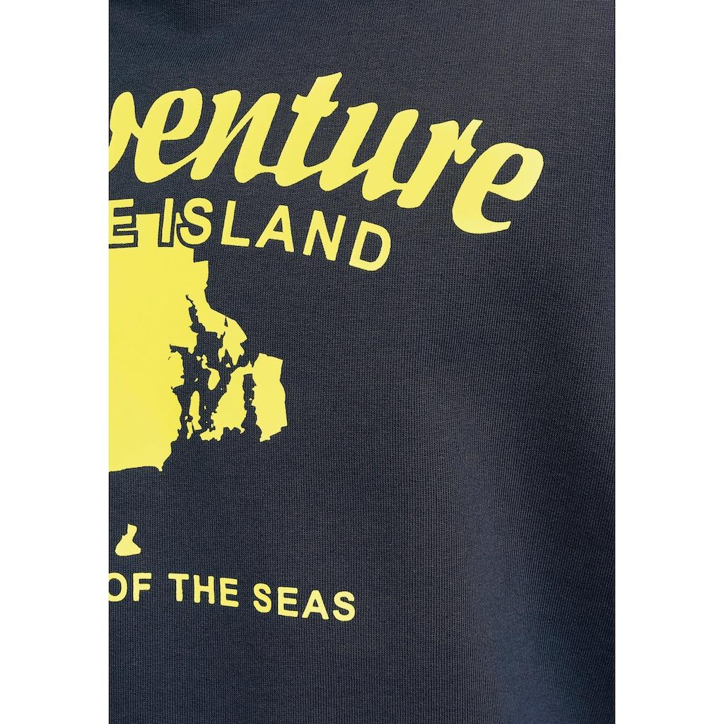 Rhode Island Kapuzensweatshirt