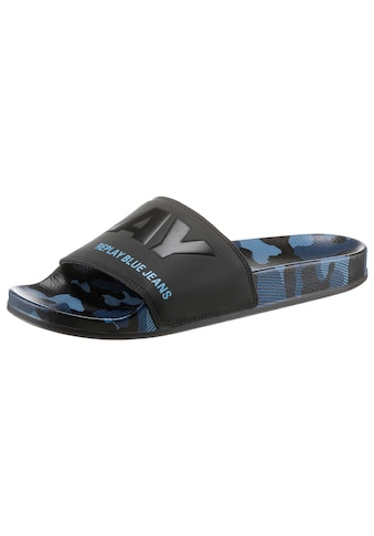 Replay Pantolette »GMF1A«, in Camouflage-Optik kaufen