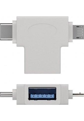 Goobay USB 3.0 SuperSpeed »Adapter« kaufen