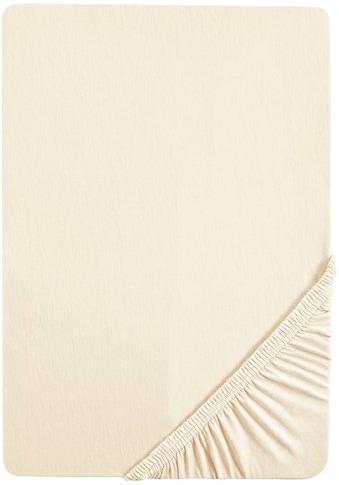 Spannbettlaken »Marc«, Biberna kaufen