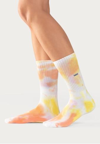 Vans Tennissocken »Remington Crew Tie Dye«, mit bedruckten Batikfarben kaufen