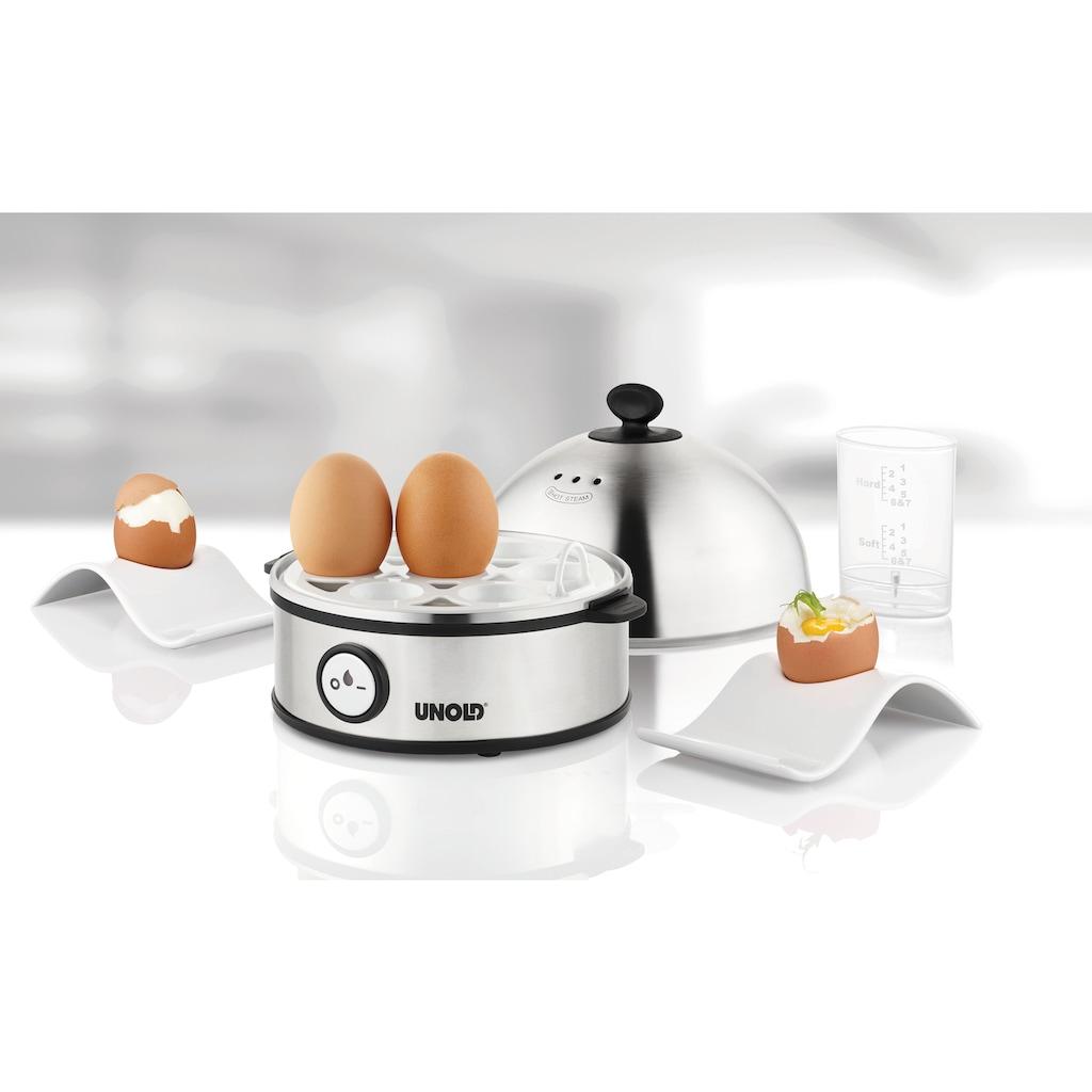 Unold Eierkocher »Edel 38626«, für 7 St. Eier, 360 W