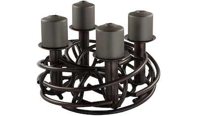 Fink Kerzenleuchter »CORONA«, 4-flammig, Ø ca. 40 cm kaufen