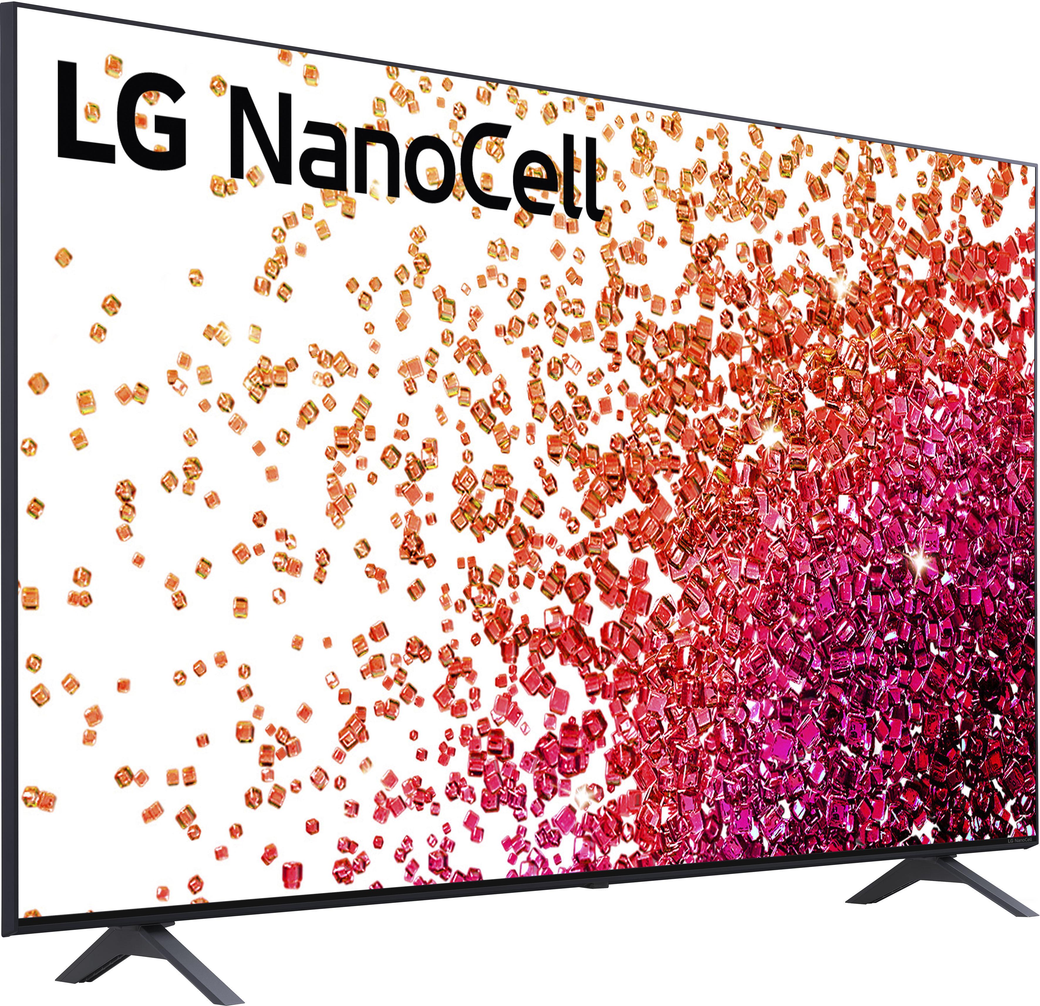LG LCD-LED Fernseher 55NANO759PA , 139 cm 55 , 4K Ultra HD, Smart-TV, NanoCell