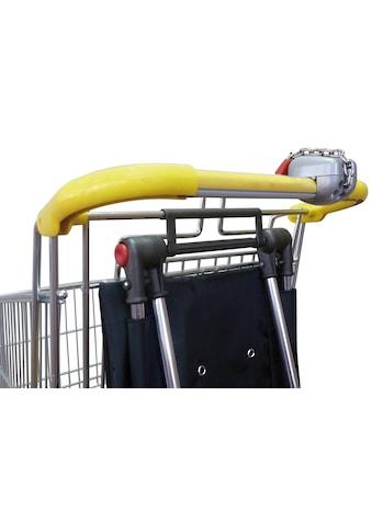 Rolser Einkaufstrolley »Logic RD6 I-Max MF«, mit 6 Rädern, zuzammenplappbar, Treppensteiger, Tasche abnehmbar kaufen