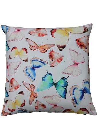 HOSSNER - HOMECOLLECTION Kissenhülle »32438 Farfalle«, (2 St.) kaufen