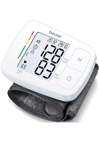 BEURER Handgelenk-Blutdruckmessgerät »BC 21«, mit Sprachausgabe in fünf Sprachen kaufen