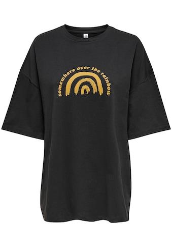 Only Oversize-Shirt »ONLJOYFULL« kaufen