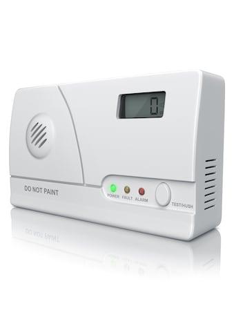 Brandson Kohlenmonoxidmelder, LCD - Display, Langzeitmessung »CO Melder mit Figaro - Gassensor« kaufen