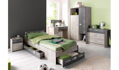 Parisot Jugendzimmer - Set »Fabric« (Set, 4 - tlg) kaufen