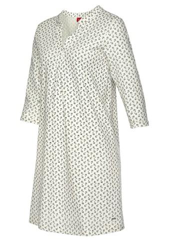 s.Oliver Nachthemd, im Allover-Print kaufen