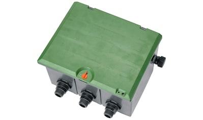 GARDENA Bewässerungssteuerung »Ventilbox V3, 01255 - 20«, für bis zu 3 Bewässerungsventile kaufen