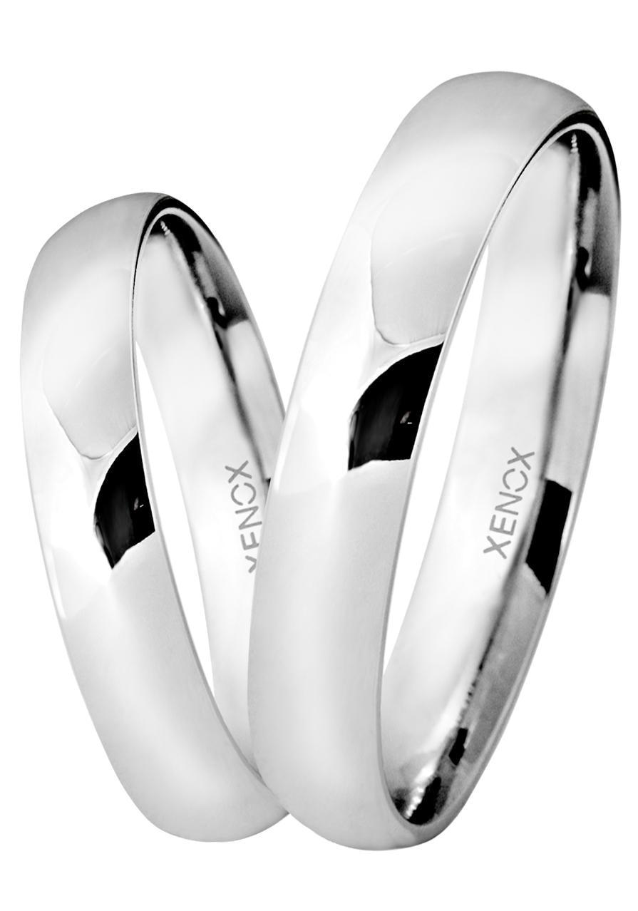 XENOX Partnerring »Xenox & Friends, XS9102« | Schmuck > Ringe > Partnerringe | XENOX