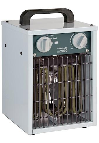 Einhell Heizgerät »EH 2000 Elektro-Heizer«, 2 W kaufen