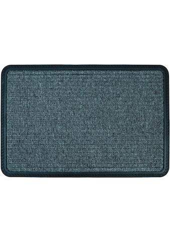 ASTRA Fußmatte »Border Star 1«, rechteckig, 8 mm Höhe, Schmutzfangmatte, In -und... kaufen