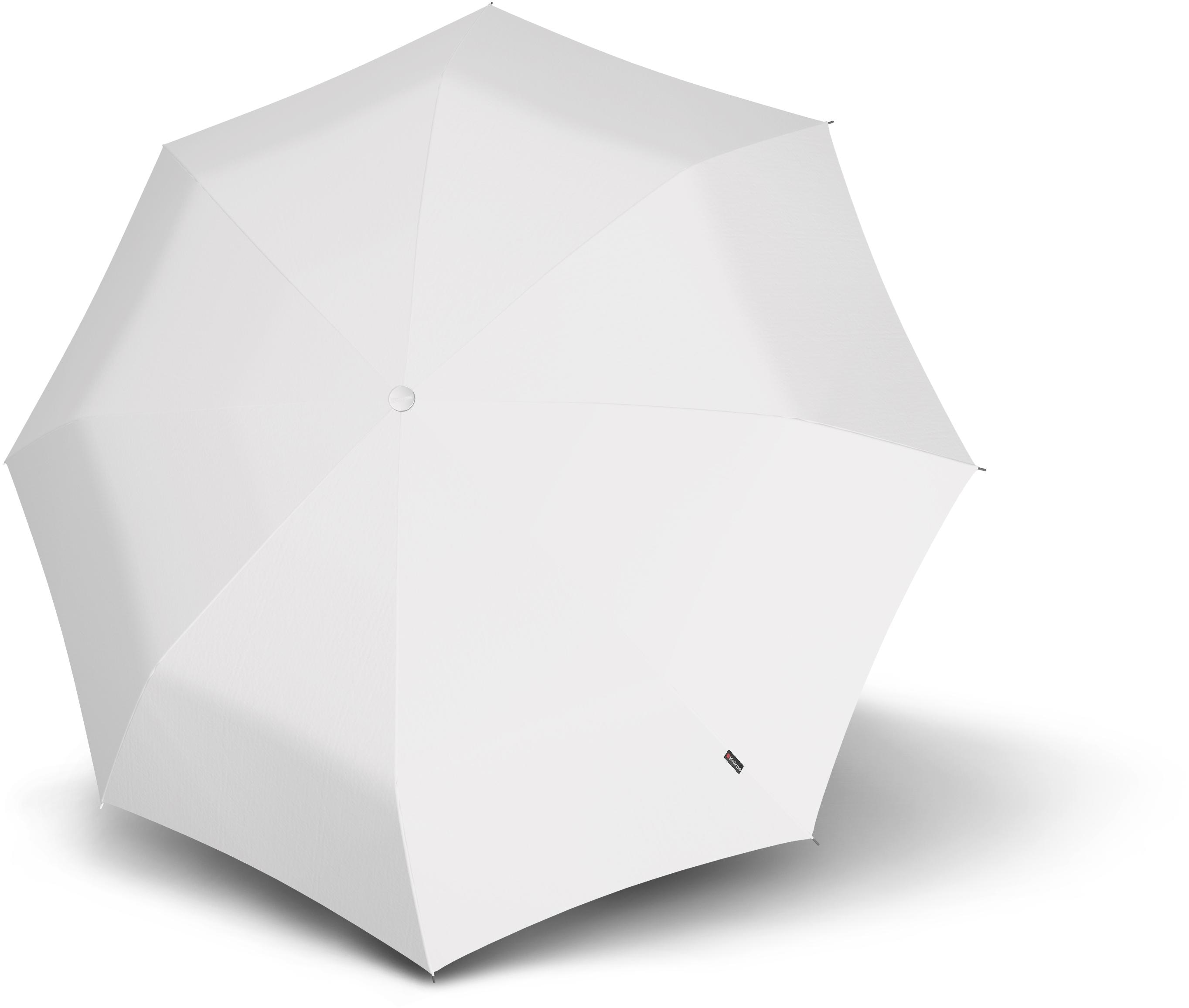 Knirps®, Taschenregenschirm ´´Floyd´´ | Accessoires > Regenschirme > Sonstige Regenschirme | Weiß | KNIRPS