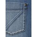 Arizona Gerade Jeans »Comfort-Fit«, High Waist mit Kontrastnähten