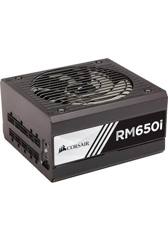 Corsair PC-Netzteil »RMi Series RM650i 80 Plus«, 135 mm Kühler kaufen