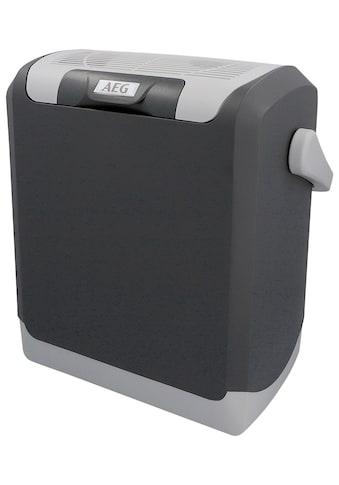 AEG Kühlbox »Kühlbox KK 14«, Thermoelektrische Kühl- / Warmhaltebox – keine Kühlakkus erforderlich kaufen
