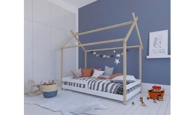 Lüttenhütt Hausbett »Limba« kaufen