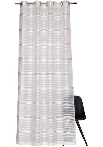 SCHÖNER WOHNEN-Kollektion Vorhang nach Maß »Such«, Streifendesign kaufen