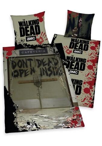 Bettwäsche »The Walking Dead 3«, kaufen