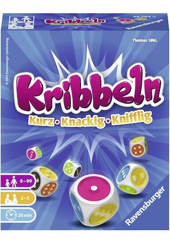 Ravensburger Spiel »Kribbeln«, Made in Europe, FSC® - schützt Wald - weltweit kaufen