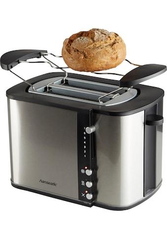 Hanseatic Toaster »59021228«, für 2 Scheiben, 870 Watt kaufen