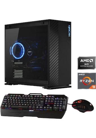 Hyrican »Alpha 6485« Gaming - PC (AMD, Ryzen 9, RTX 2070, Wasserkühlung) kaufen