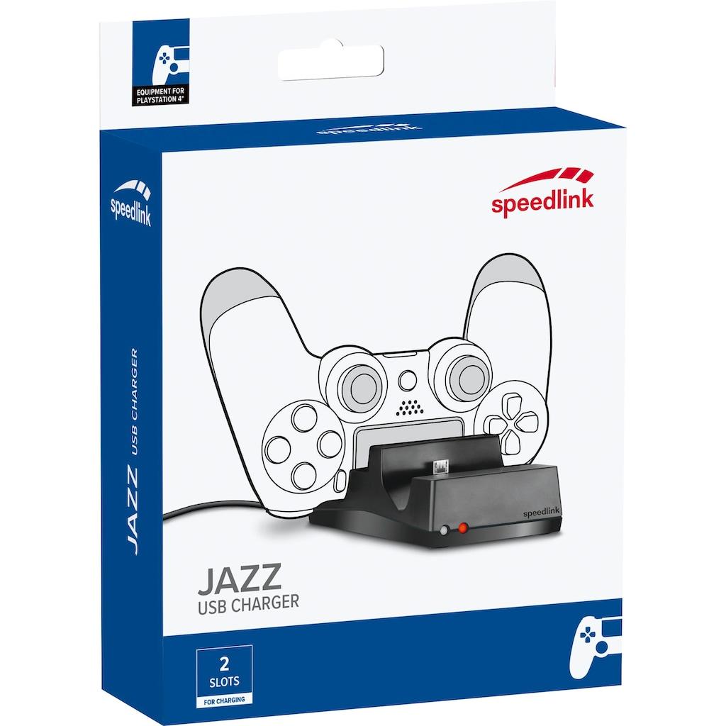 Speedlink Konsolen-Dockingstation »Speedlink JAZZ USB Ladegerät PS4«